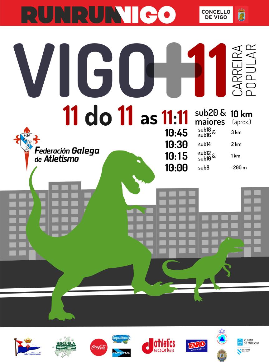 XII Carreira Popular Vigo +11
