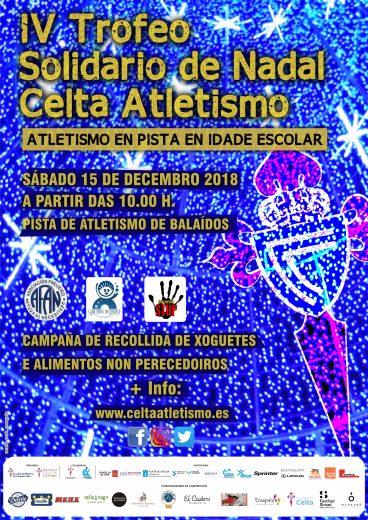 IV Torneo Solidario de Nadal Celta de Atletismo