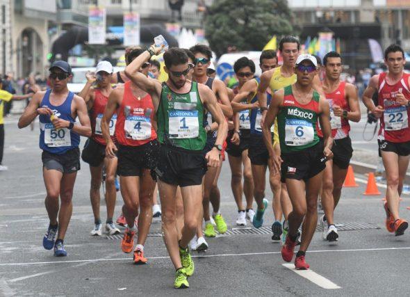 A IAAF encumbra ó Gran Premio Cantones de Marcha