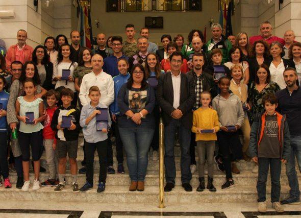 A Deputación da Coruña premia ó seu circuíto