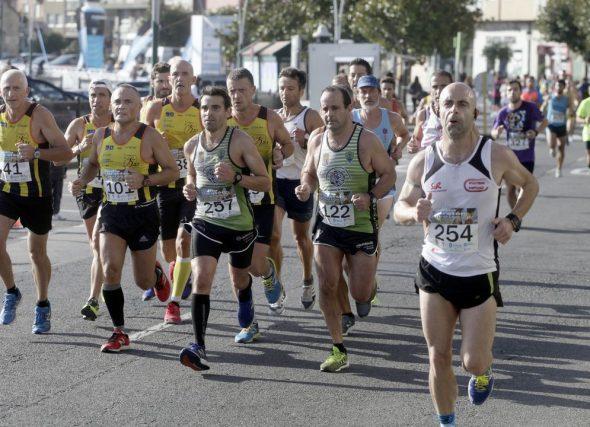 O Medio Maratón de Pontevedra pon o peche a tempada nesta distancia