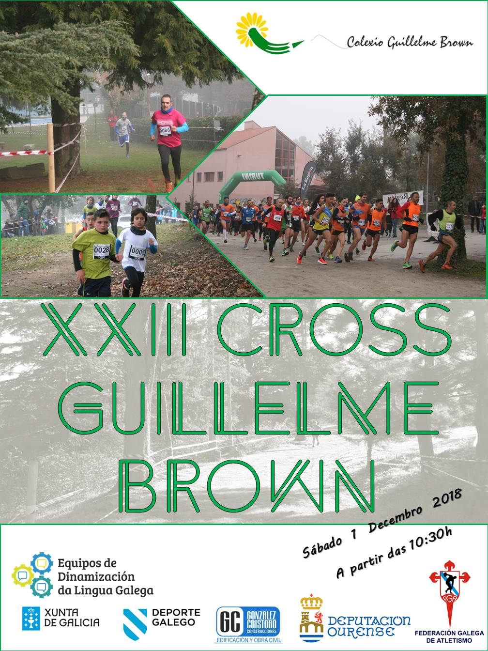 XXIII Cros Guillelme Brown