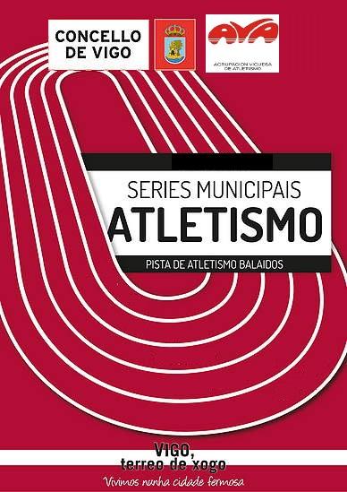 IV Circuíto de Pista Concello de Vigo – 4ª Xornada Series Municipais