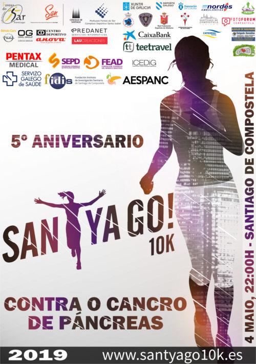 V Carreira Nocturna SantYago 10 Km.