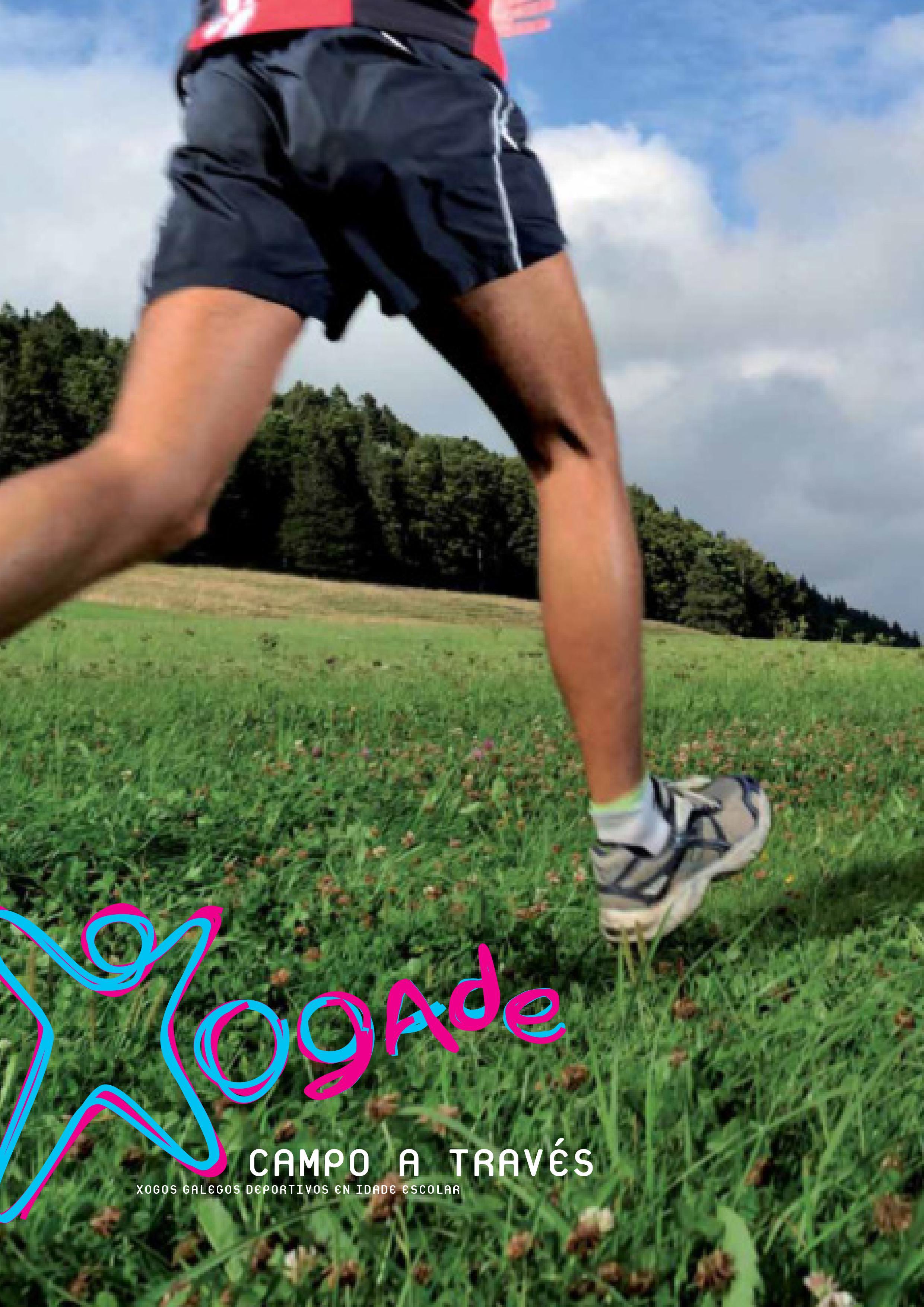 Xogade – Campo a Través – Campionato Provincial Lugo 2020