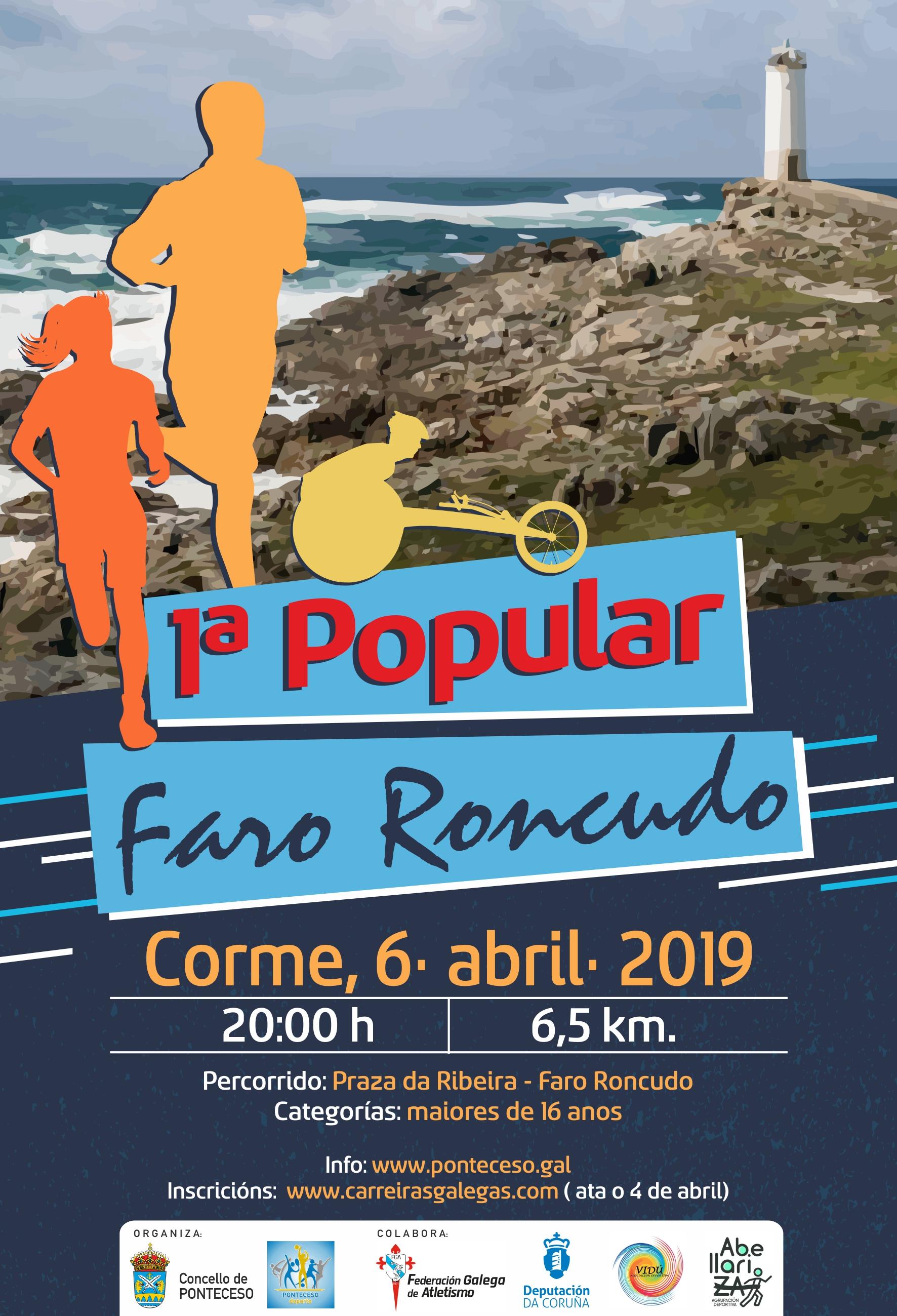 I Carreira Popular Faro Roncudo