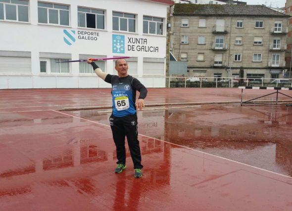 Campionato de Galicia de Péntatlon de Lanzamentos