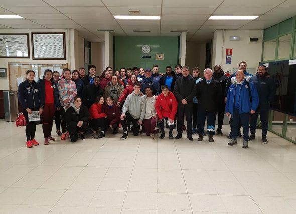Plan Galego de Tecnificación Atlética do sector de lanzamentos