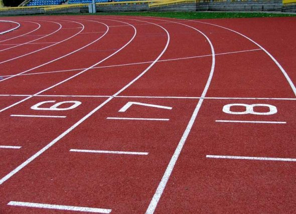 """En marcha o """"Circuíto Galego de Atletismo en Pista"""""""