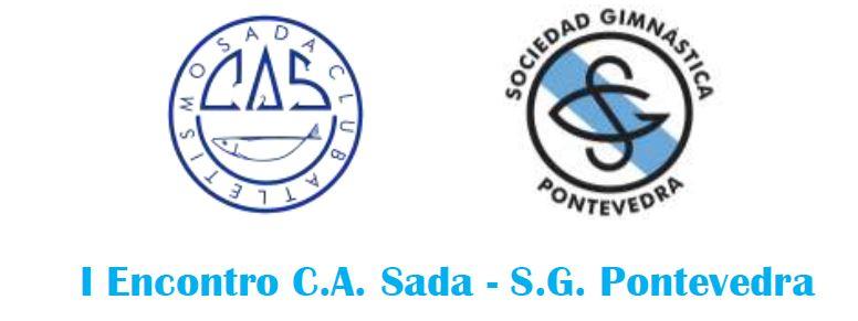 I Encontro C.A.Sada – S.G.Pontevedra – Pontevedra 2018/2019