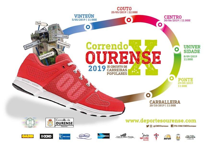 IX Circuíto Correndo x Ourense – Carreira de A Ponte