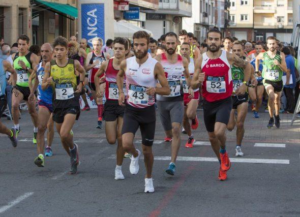 O domingo dispútase o galego de 5 km. en ruta