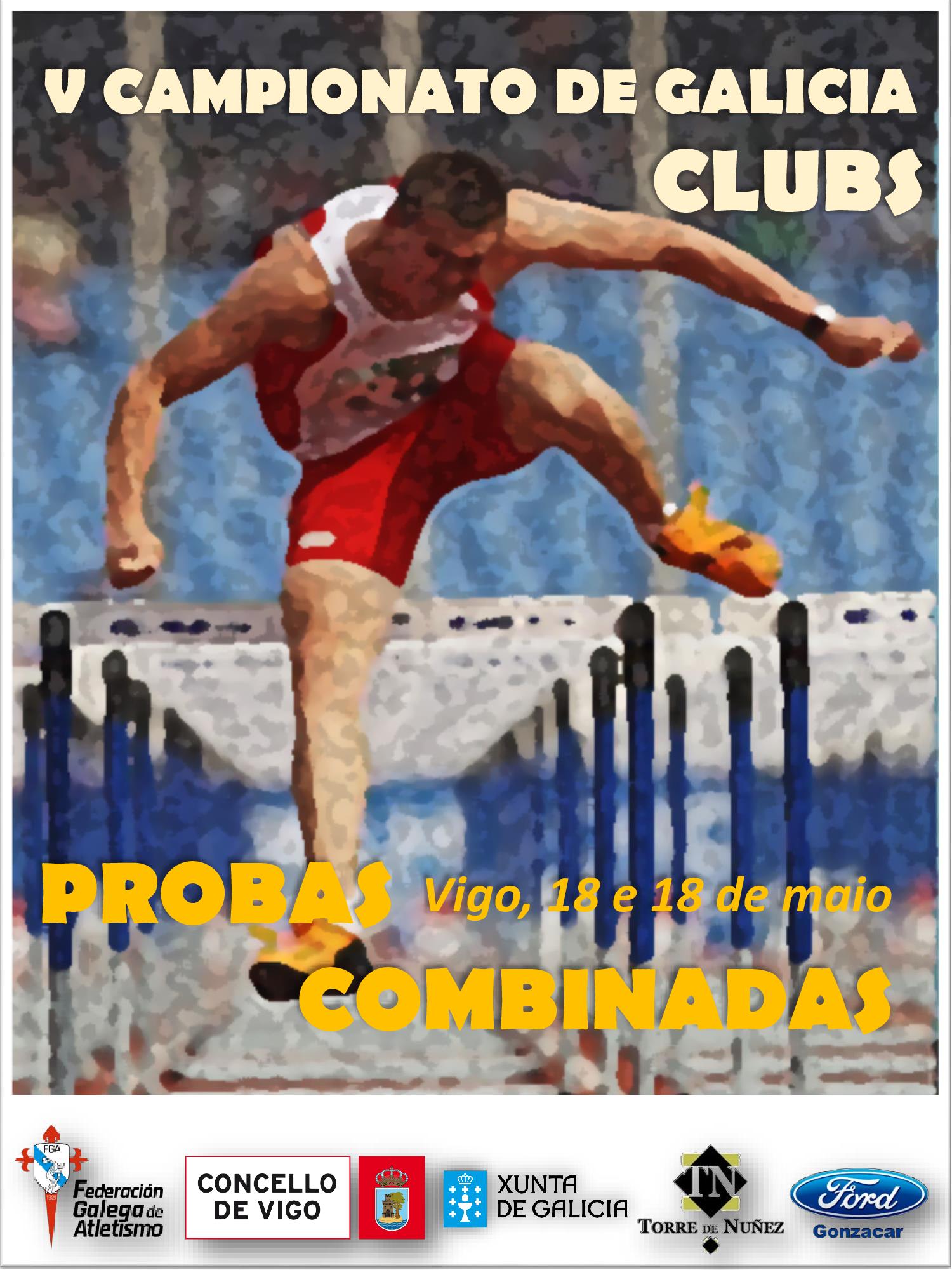 Campionato de Galicia de Clubs de Probas Combinadas 2018/2019