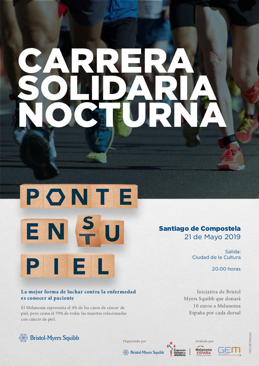 """I Carrera Solidaria """"Ponte en su Piel"""""""