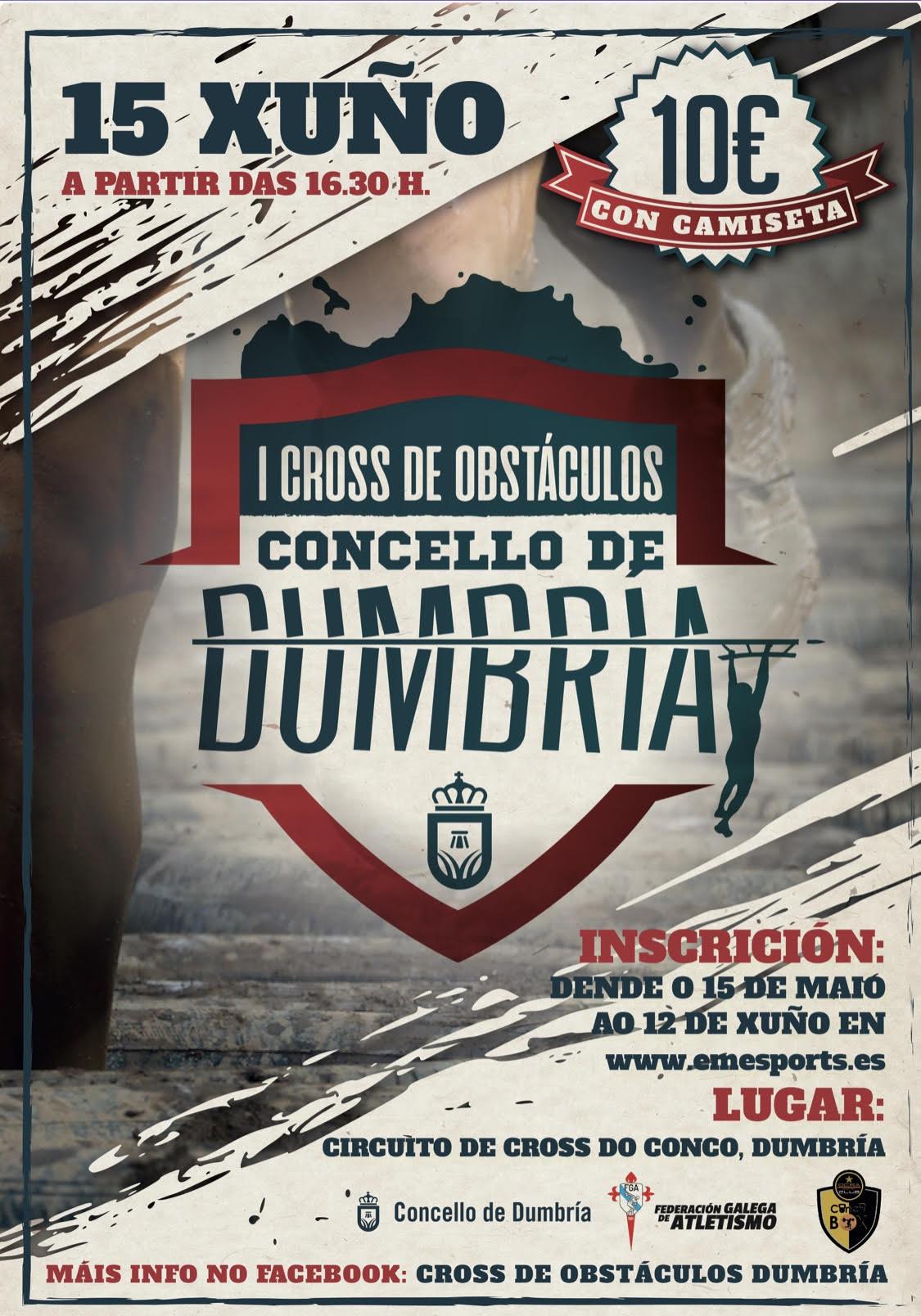 I Cros Obstáculos Dumbría