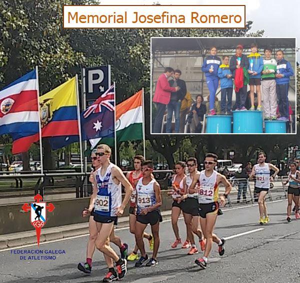 Memorial Josefina Romero de Marcha Atlética – Cantones de A Coruña 2019