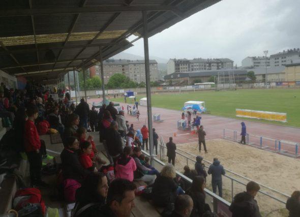 As canteiras dos clubs galegos presumen en O Barco