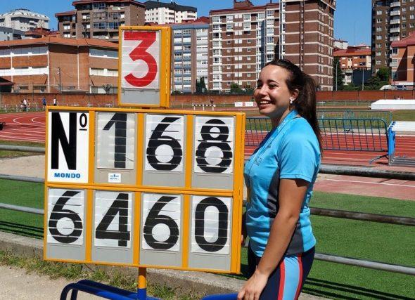 Bos rexistros no Campionato Galego Sub16 e Sub18