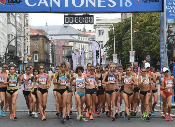 A elite nacional e internacional dase cita en Cantones