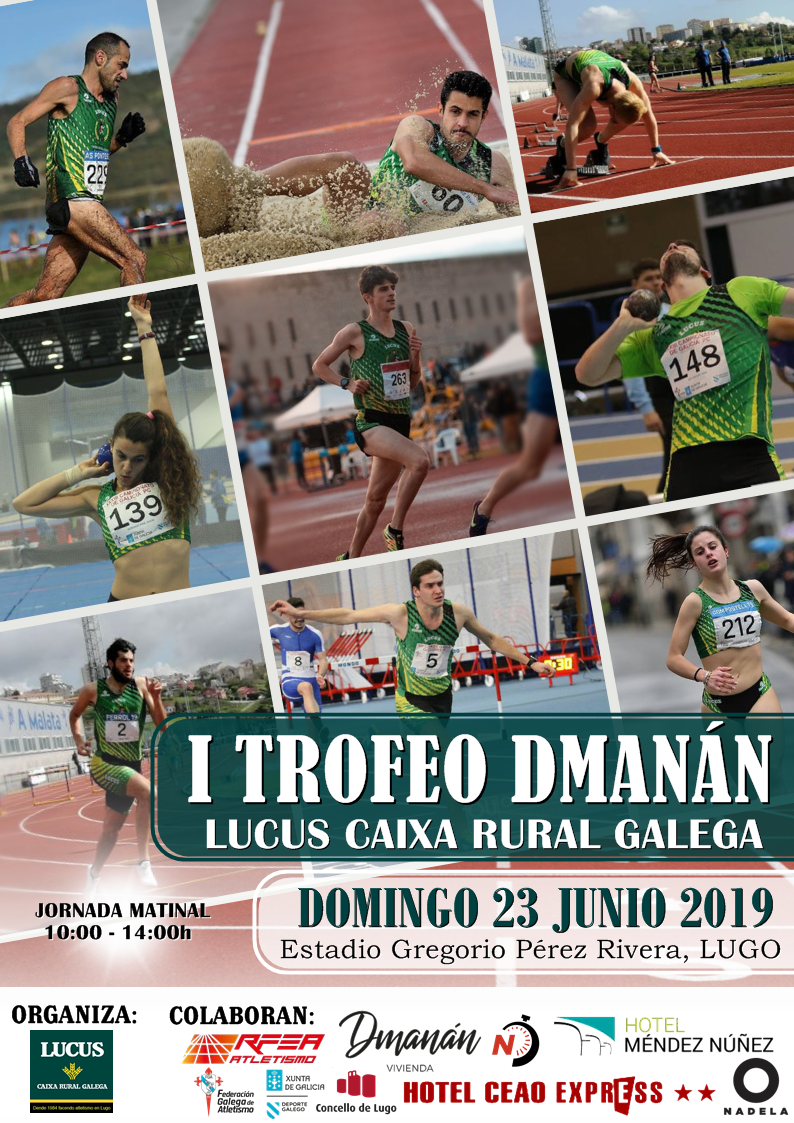 I Trofeo Lucus Caixa Rural Galega – D'Manan