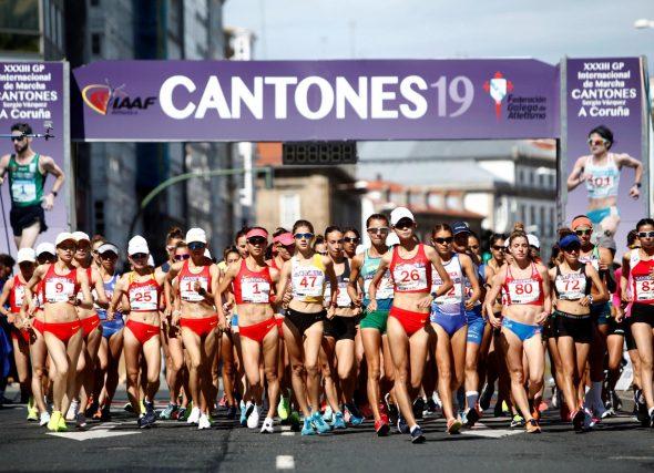 Calidade mundial no circuíto Cantones de Marcha