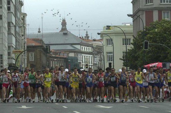 Os Xogos Olímpicos pasan por Cantones