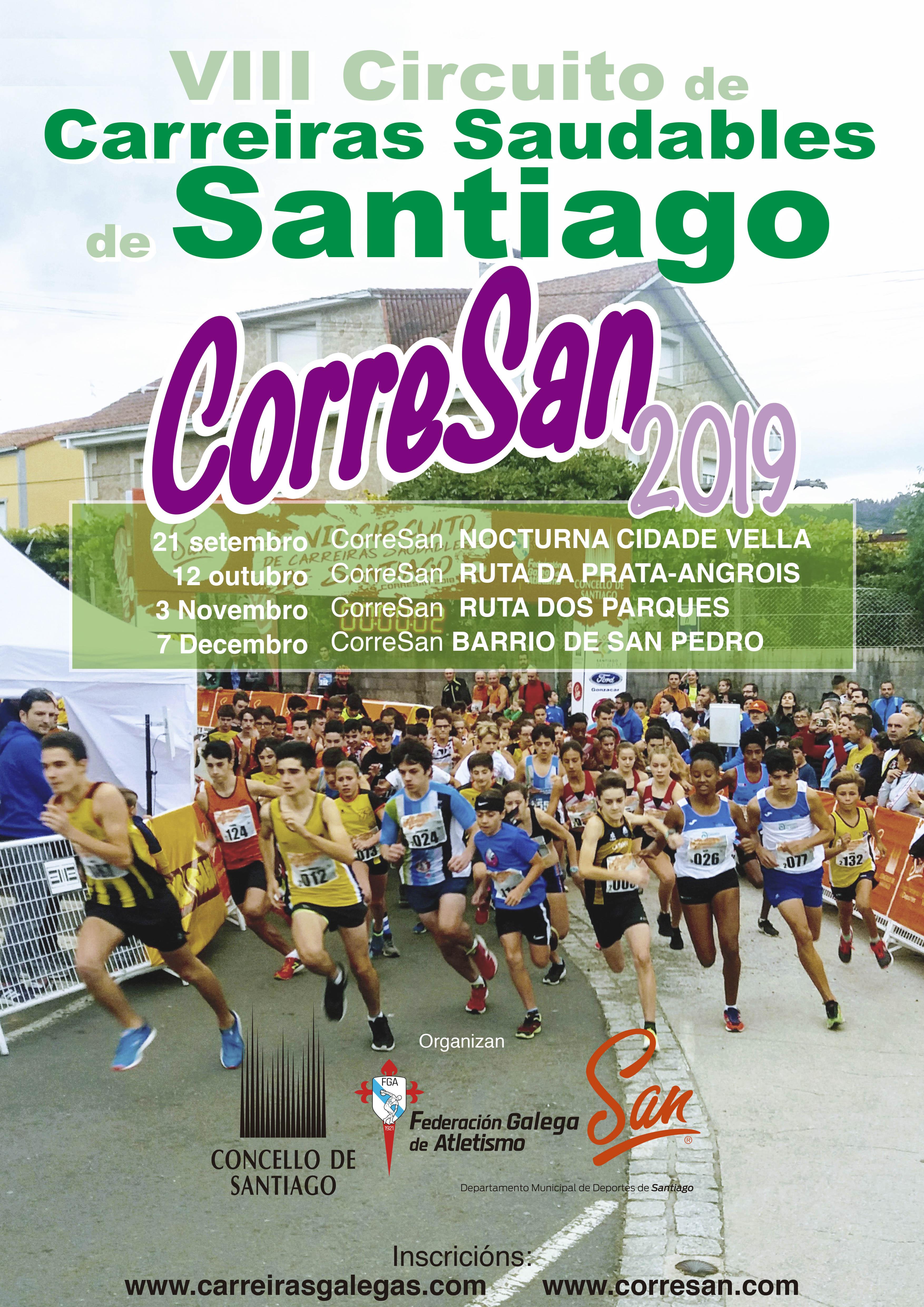 VIII CorreSan – Barrio de San Pedro