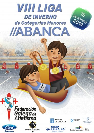 VIII Liga Galega de Inverno de Categorías de Menores ABANCA – Fase Final