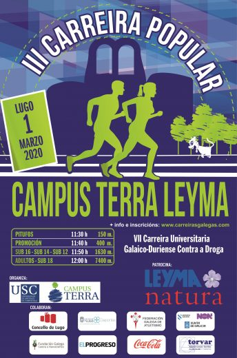III Carreira Popular Campus Terra Leyma
