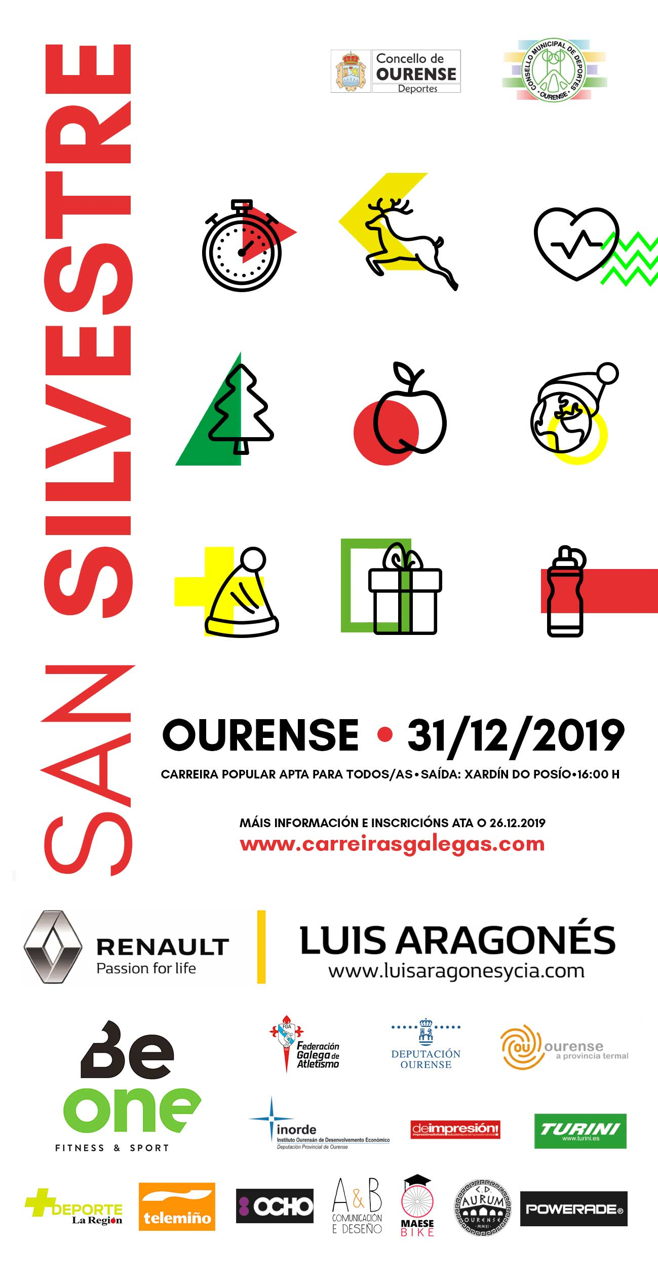 San Silvestre Ourensá 2019