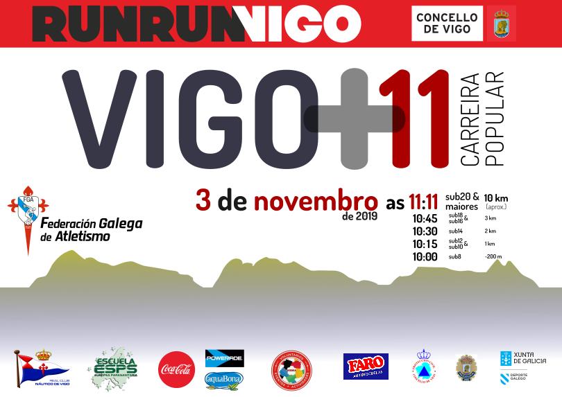 XIII Carreira Popular Vigo +11