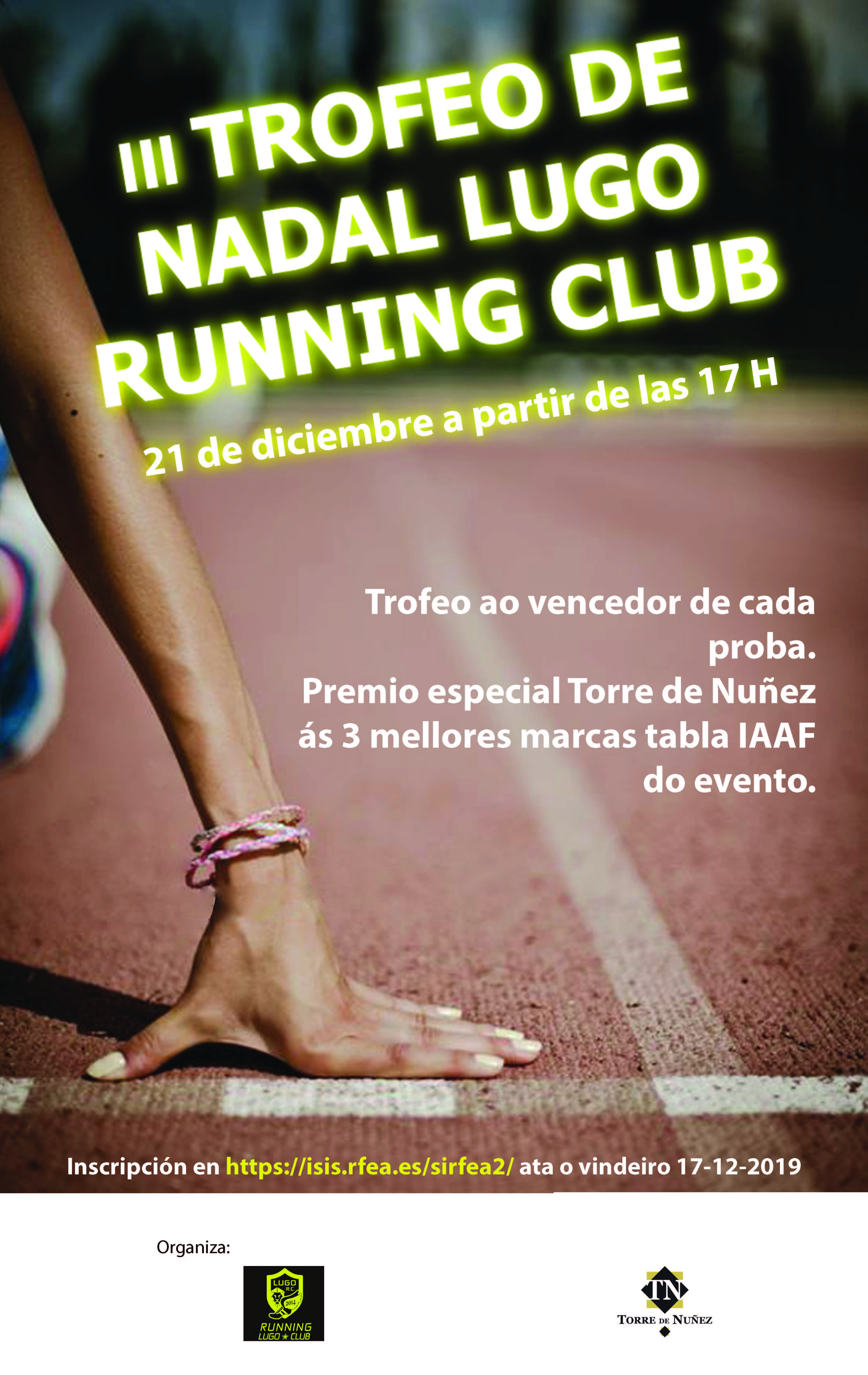 III Trofeo Lugo Running Club by Ramos Lourés