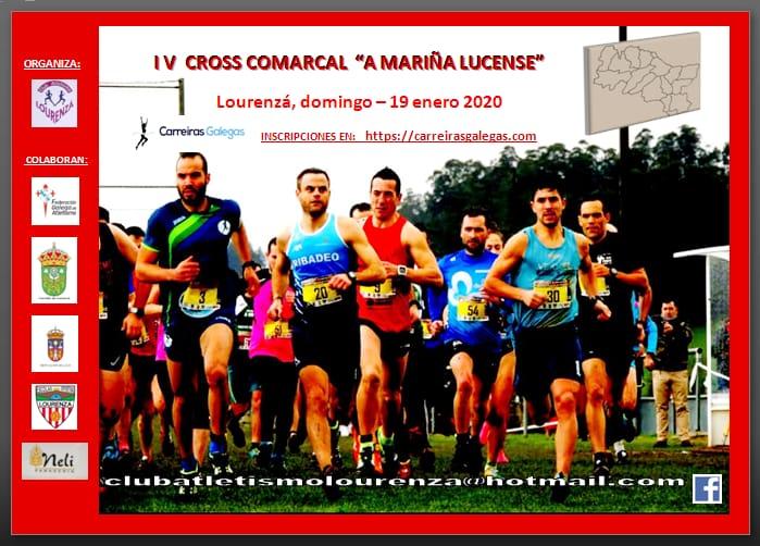 """IV Cros Comarcal """"A Mariña Lucense"""""""