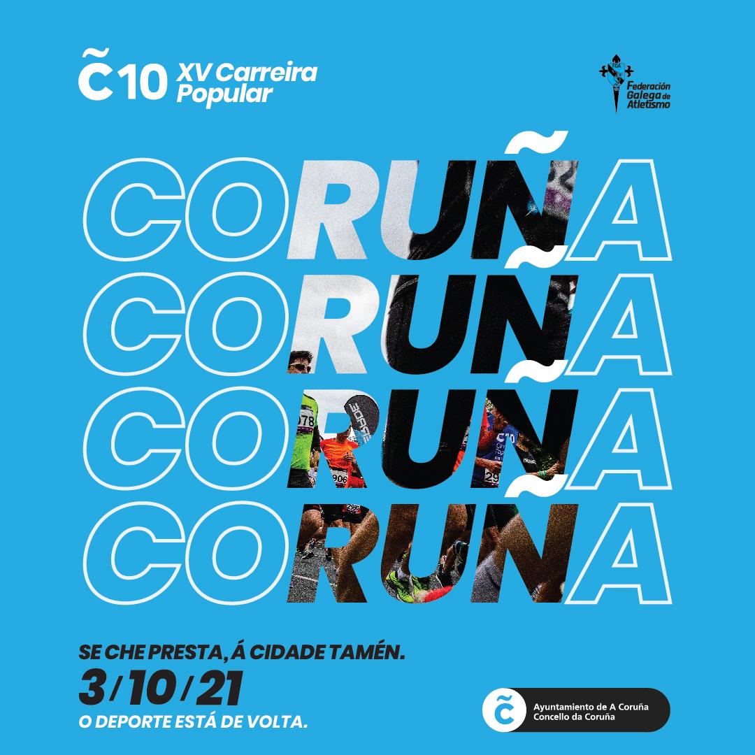 XV Carreira Popular Coruña 10