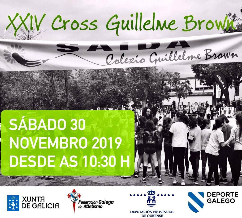 XXIV Cros Guillelme Brown