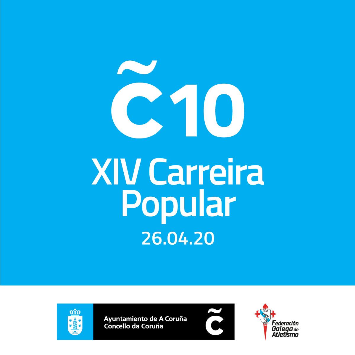 XIV Carreira Popular Coruña 10