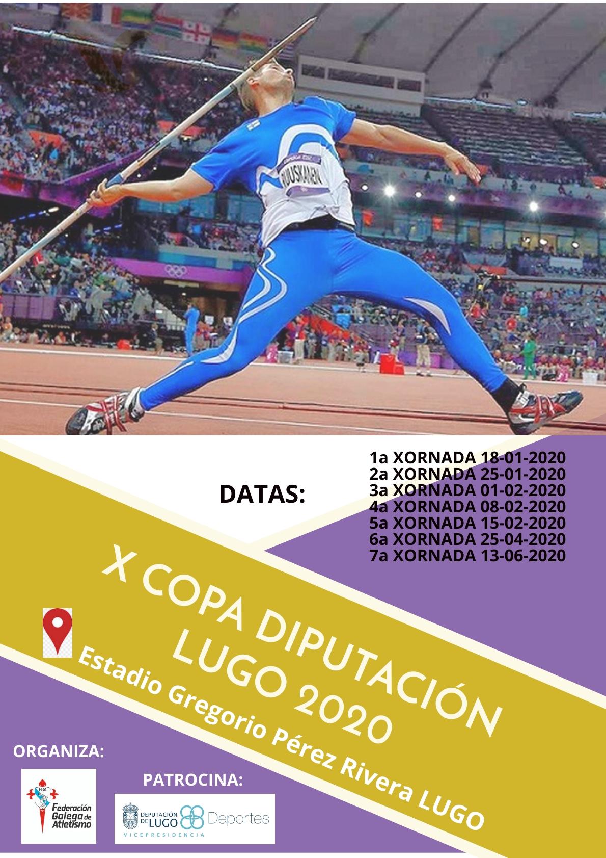 X Copa Deputación Lugo – 5ª Xornada