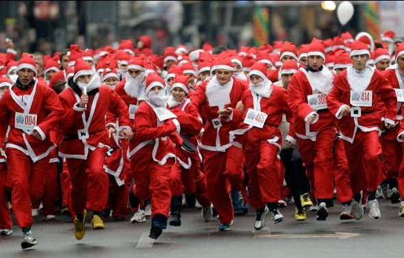 Bo Nadal/Zorionak/Bon Nadal/Feliz Navidad