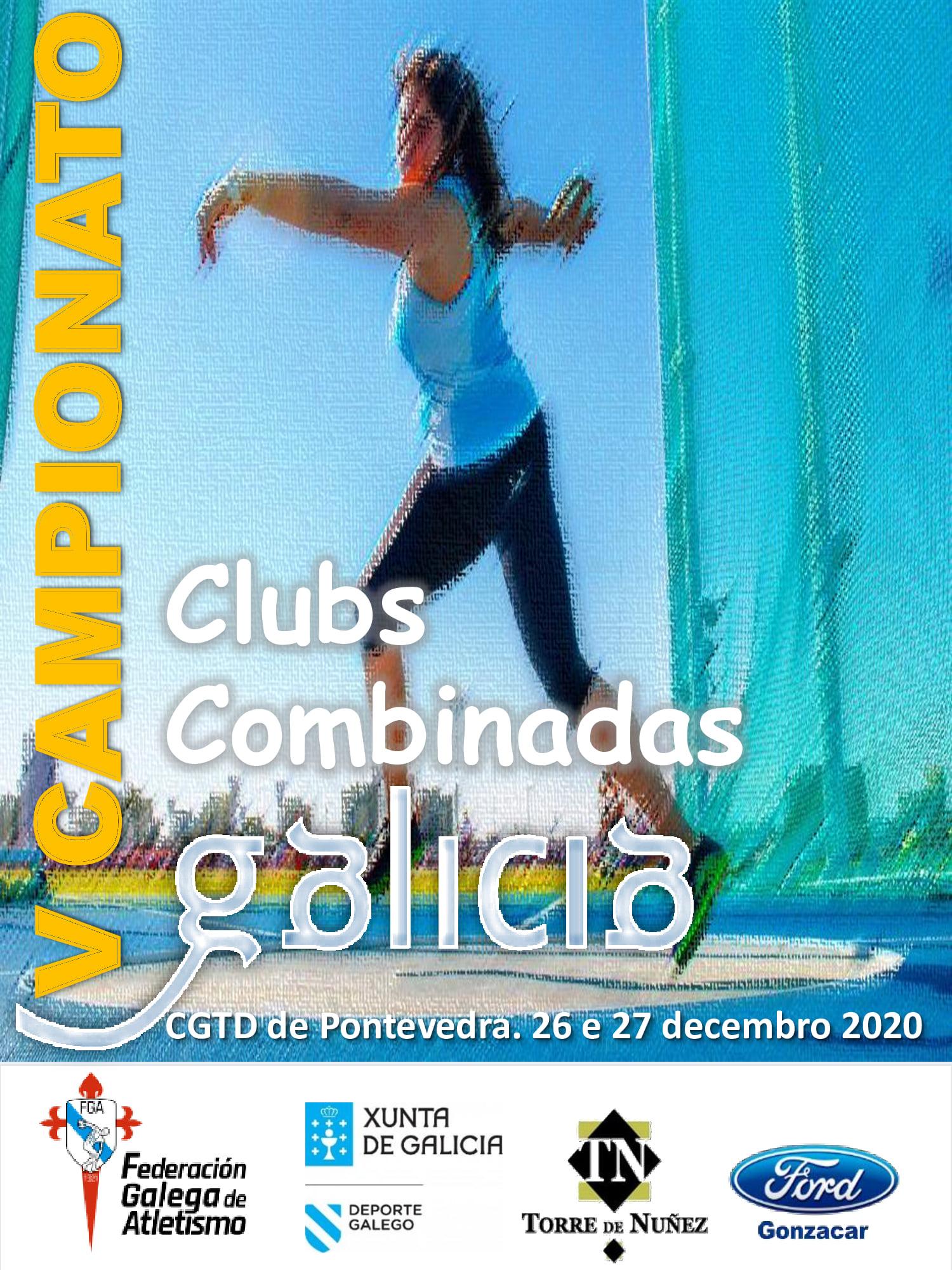 VI Campionato de Galicia de Clubs Probas Combinadas de inverno