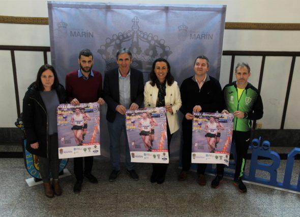 Presentouse o Galego de Marcha en Ruta