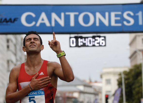 Parada obrigada no Gran Premio Cantones