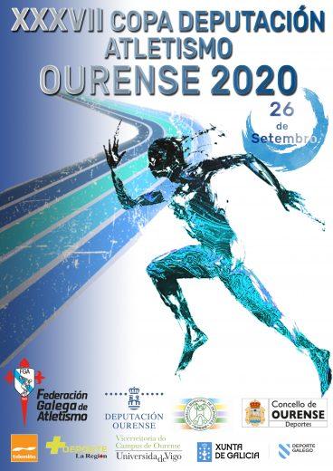 XXXVII Copa Deputación Ourense Atletismo – 1ª Xornada