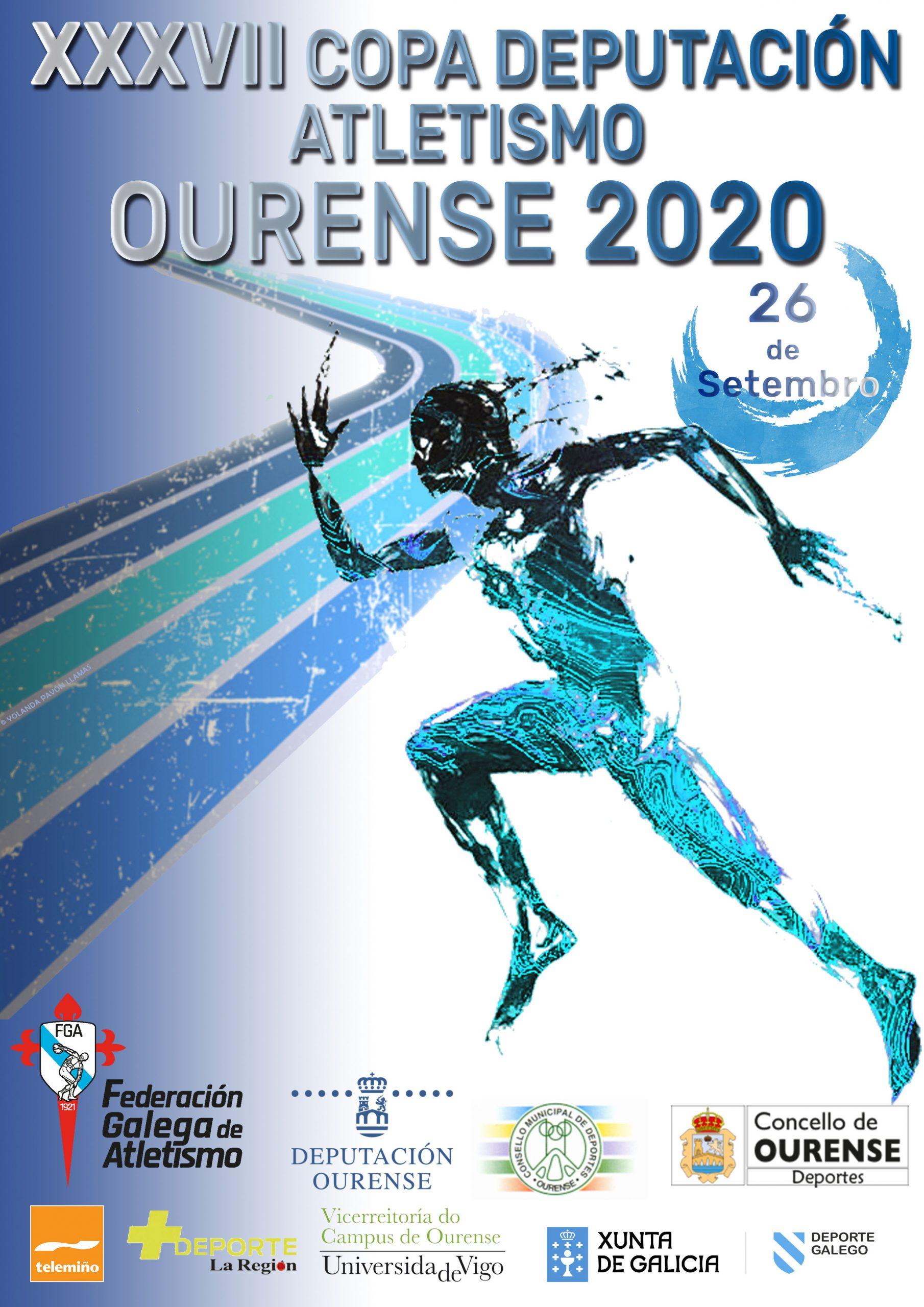 Copa Deputación Ourense Atletismo – 1ª Xornada @ Pista Atletismo Campus Ourense | Orense | Galicia | España