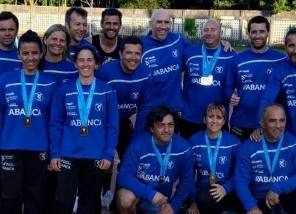 Catro equipos galegos tomarán parte na I Copa de Clubs Máster