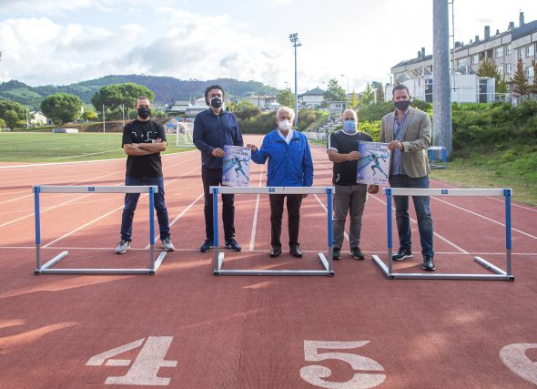 250 deportistas daranse cita na XXXVII Copa Deputación de Ourense de Atletismo