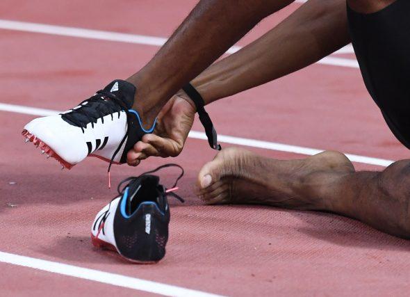 Información importante sobre a nova regulación de zapatillas