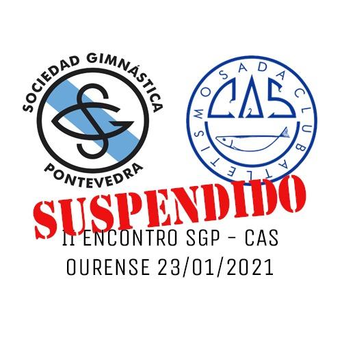 II Encontro S.G. Pontevedra – C.A. Sada (Suspendido)