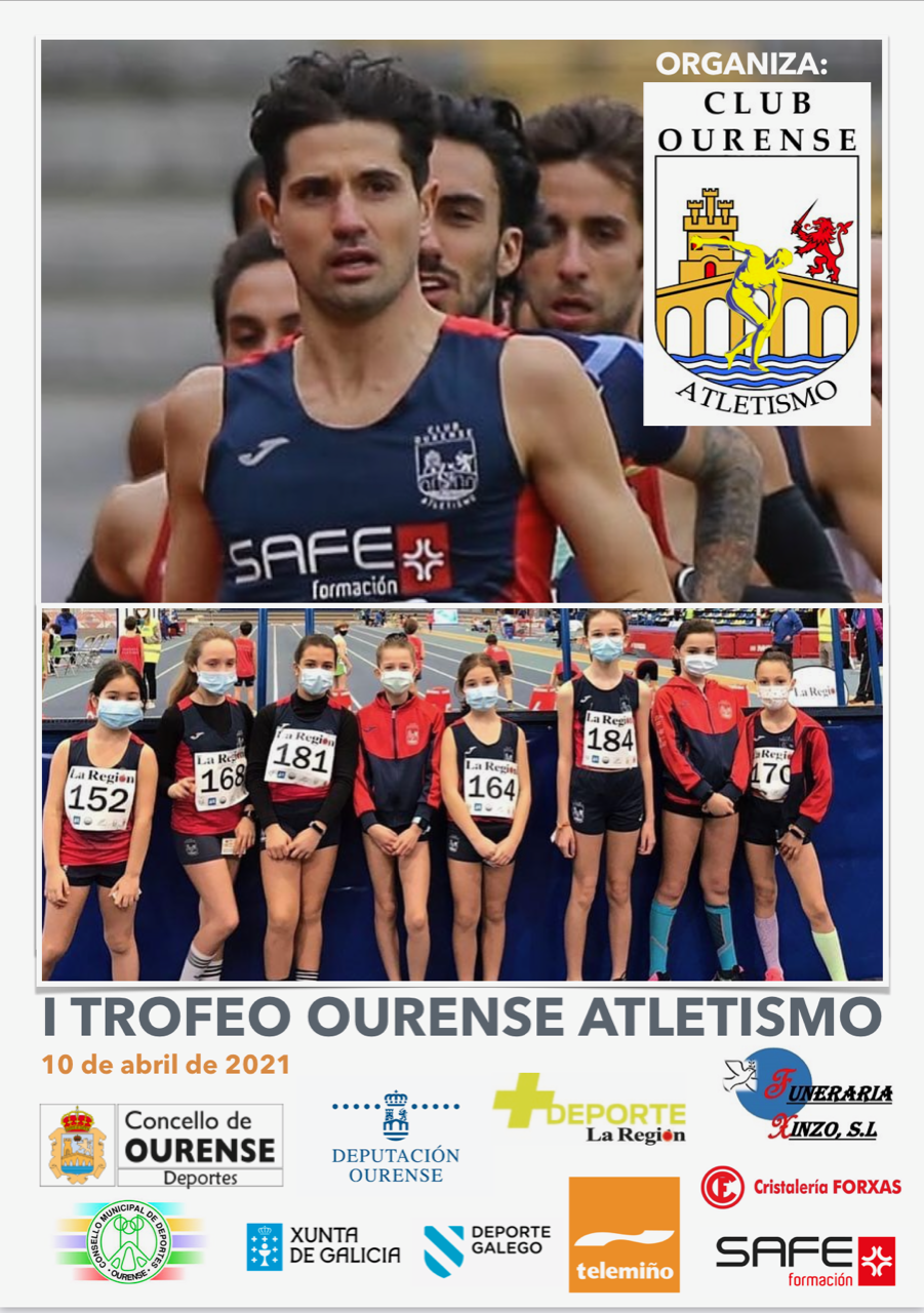I Trofeo Club Ourense Atletismo