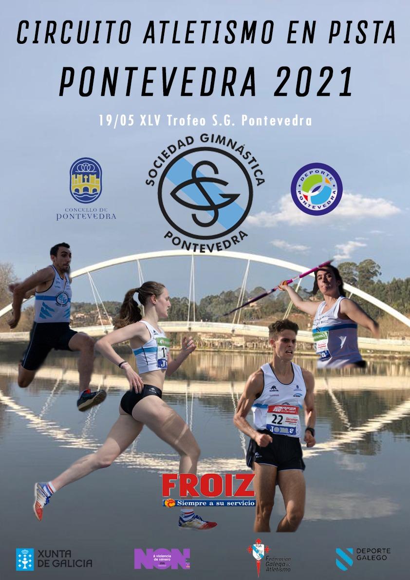 XLV Trofeo Sociedad Gimnástica Pontevedra