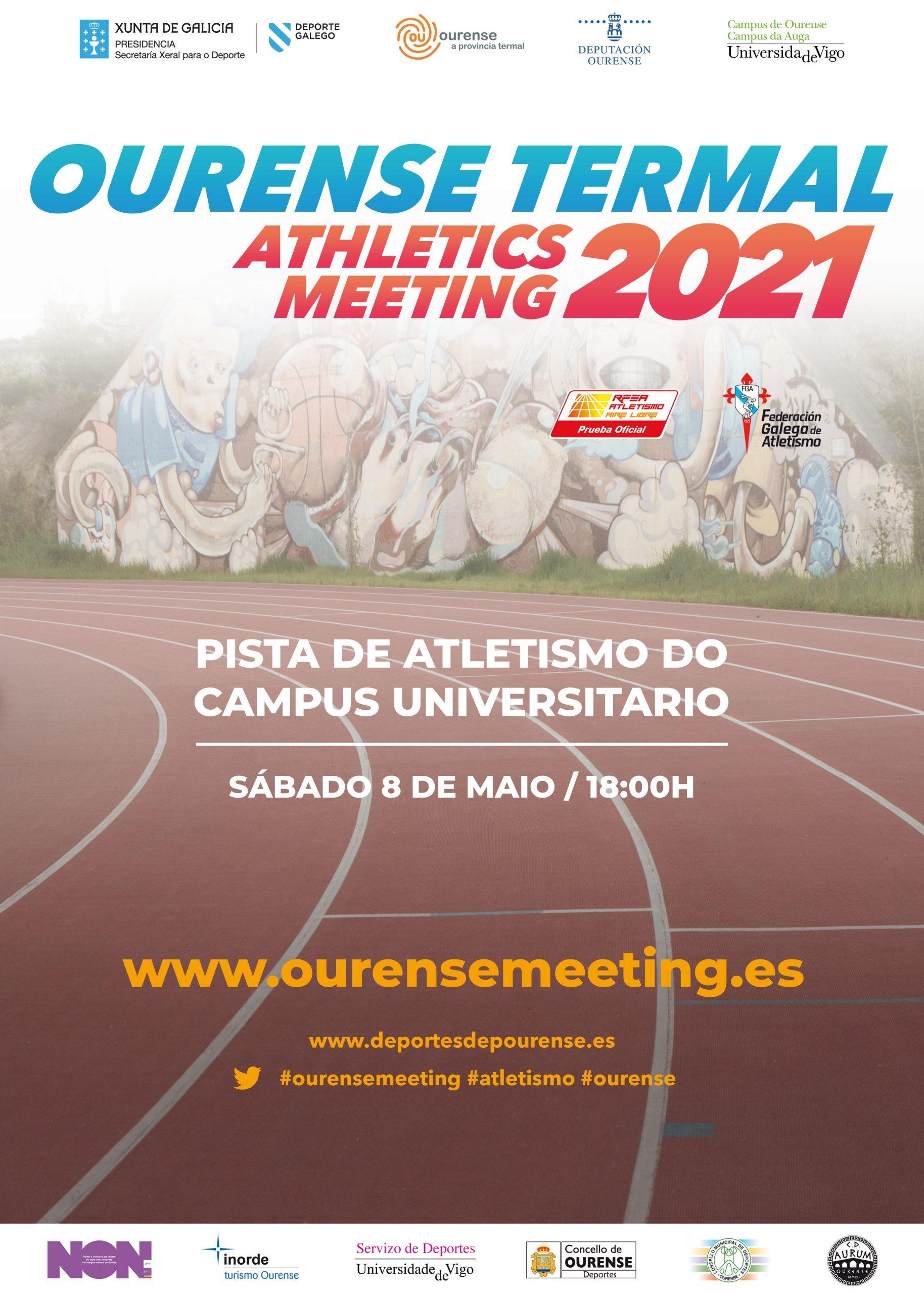 Ourense Termal Athletics Meeting 2021